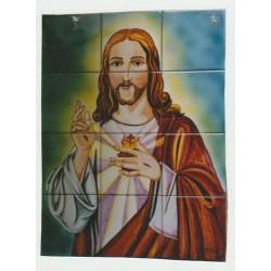 Corazón de Jesus 45x60
