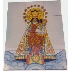 Virgen de los desamparados...