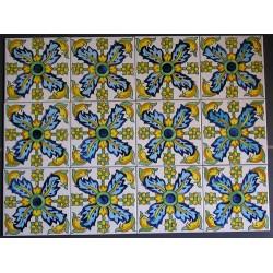 Azulejo zócalada Medida 15x15