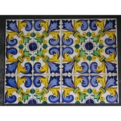 Azulejo zócalada Medida...
