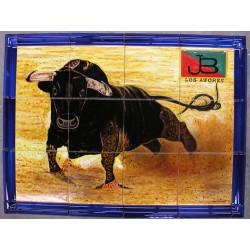 Salida de toro Medida 45x60