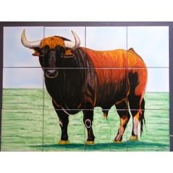 Toro numero 1 Medida 45x60