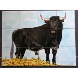 Toro número 2 Medida 45x60