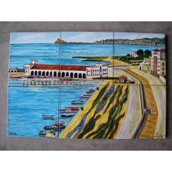 Puerto de Benicarlo 45x60