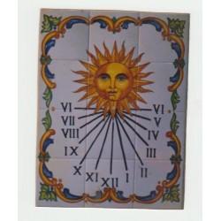Reloj de sol Ref.20 medida...